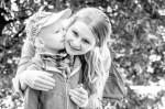 Klaudia a jej najmilší | Pusa