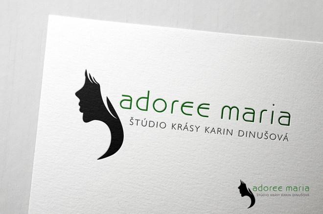 Adoree Maria | logo