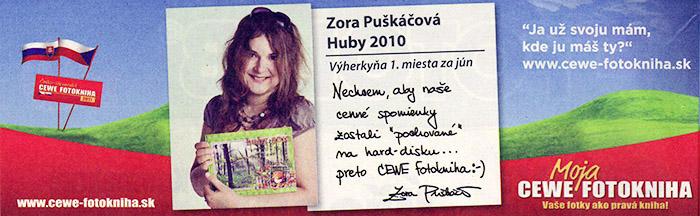 1. miesto za jún | CEWE fotokniha 2011