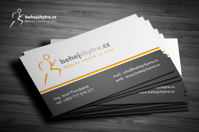 BehejChytre.cz | Corporate identity