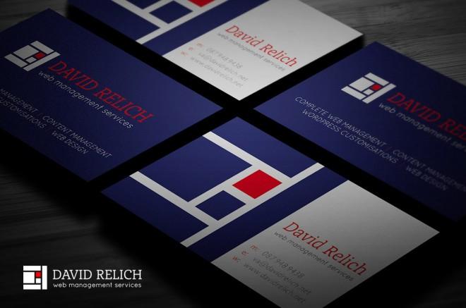 David Relich | Corporate Identity