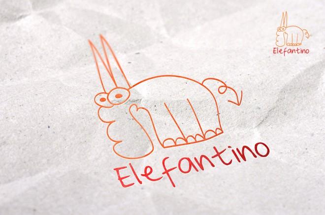 Elefantino   logo