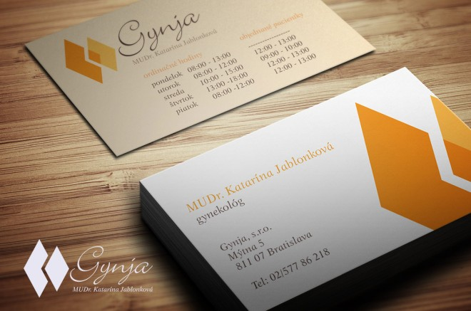 Gynja | Corporate identity