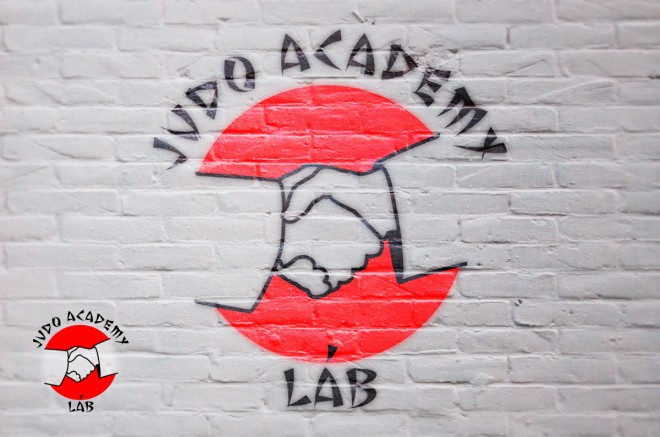 Judo Academy | logo