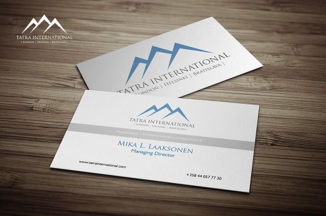 Tatra International | Corporate identity