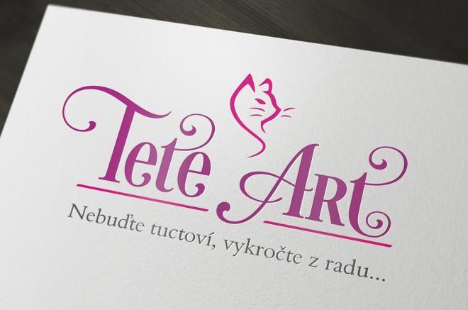 Tete Art | corporate identity