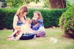 …tie, čo šíria pokoj | Silvia & Nela
