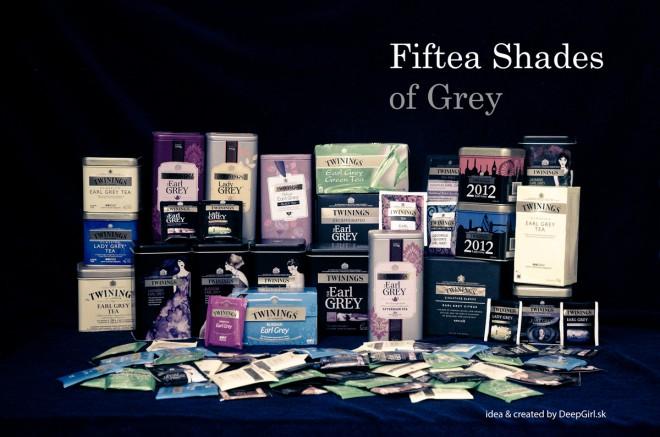 Fiftea Shades Of Grey